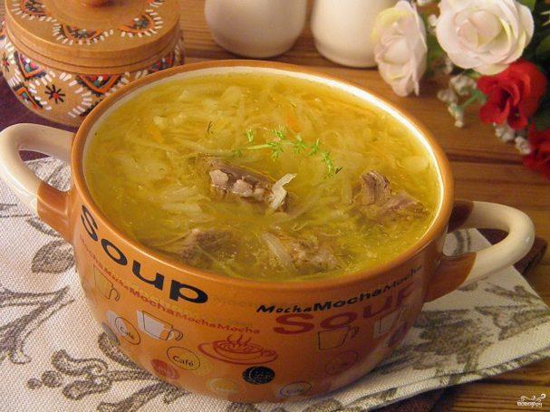 shi sutochnie iz kvashenoi kapusti 261177 - Daily soup from sauerkraut