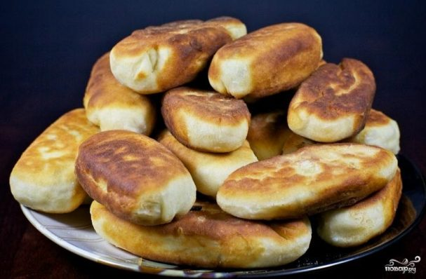 pirojki jarenie na skovorode 97105 - Cakes, pan-fried