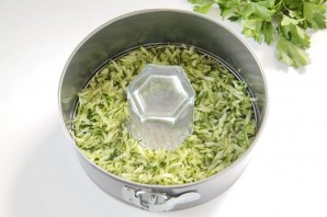 Салат желейный, слоеный - фото шаг 8