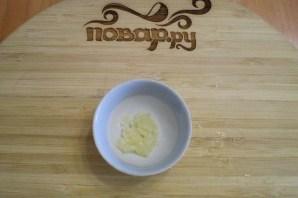 Жареные баклажаны с помидорами и чесноком - фото шаг 5
