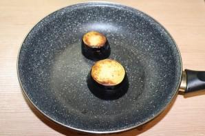 Порционный салат на Новый год - фото шаг 4