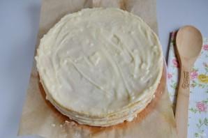 """کیک """"ناپلئون"""" کلاسیک (از آزمون خانگی) - عکس مرحله 17"""