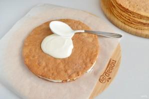 """Cake """"Medovik"""" - foto Stap 15"""