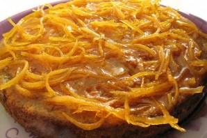 Апельсиновый кекс с маком - фото шаг 8
