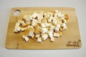 Салат со шпротами - фото шаг 3