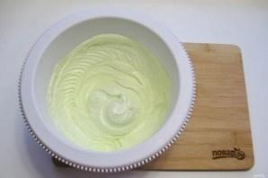 "Торт ""Новогодняя ёлочка из безе"" - фото шаг 3"