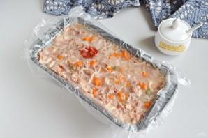 Террин из свиной рульки с каперсами и вялеными томатами - фото шаг 9