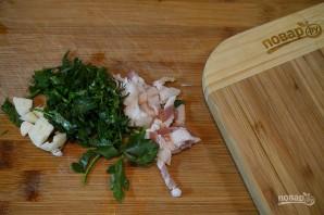Курица с секретом - фото шаг 1