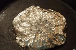 Лосось с картошкой в духовке - фото шаг 6