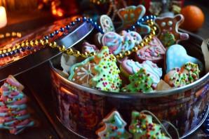 """Печенье """"Елочные игрушки"""" - фото шаг 23"""