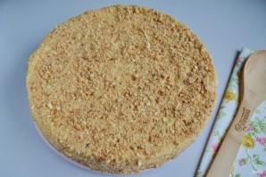 """کیک """"ناپلئون"""" کلاسیک (از آزمون خانگی) - عکس مرحله 19"""