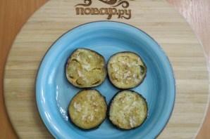 Жареные баклажаны с помидорами и чесноком - фото шаг 7
