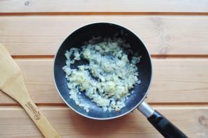 Пирожки с сайрой и рисом - фото шаг 7