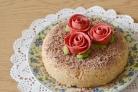 Печенье және қоюландырылған сүтті пісірусіз тортты