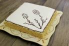 Жедел жәрдем қолындағы «Сент-адам» торт