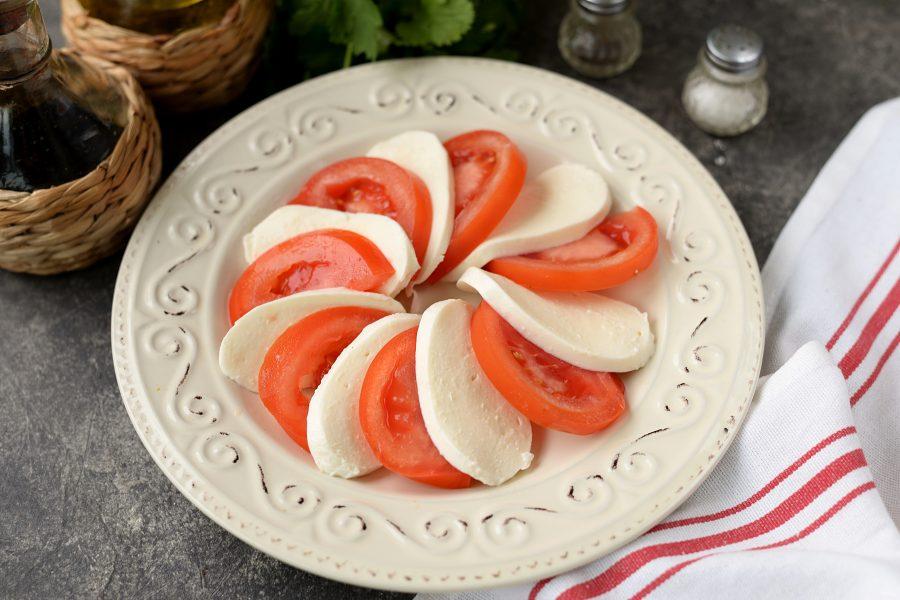 Квелли с томатами