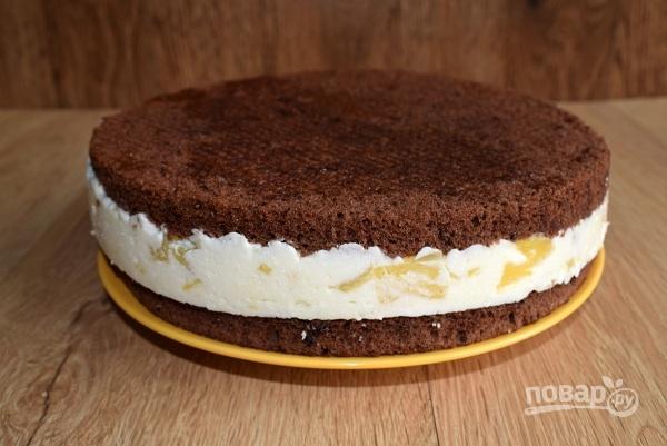 Творожный крем для бисквитного торта