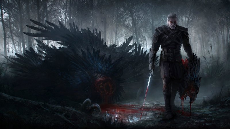 the witcher 3 - clashes