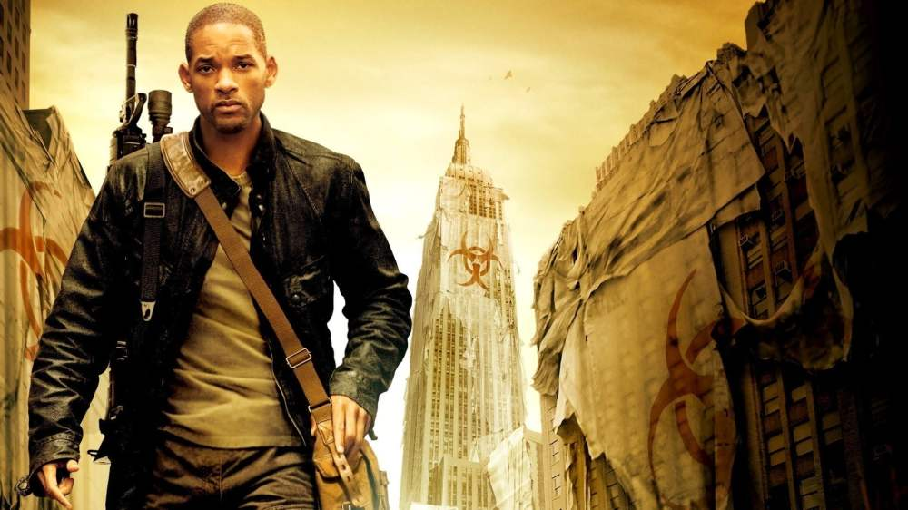 I'm a Legend (2007) - Will Smith movies