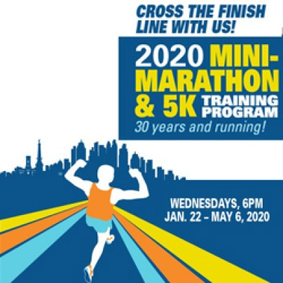 National Institute for Fitness and Sport (NIFS) Mini Marathon & 5K Training Program — 30 Years and Running
