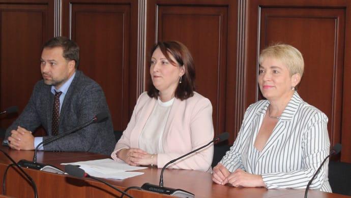 Ганна Соломатіна, керівник департаменту НАЗК
