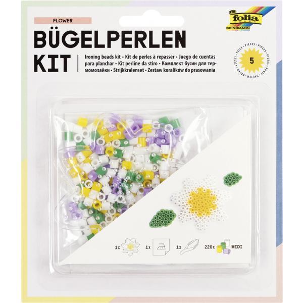 Blumen Im Topf Mit Nabbi Bugelperlen Dekoideen Fur Zu Hause