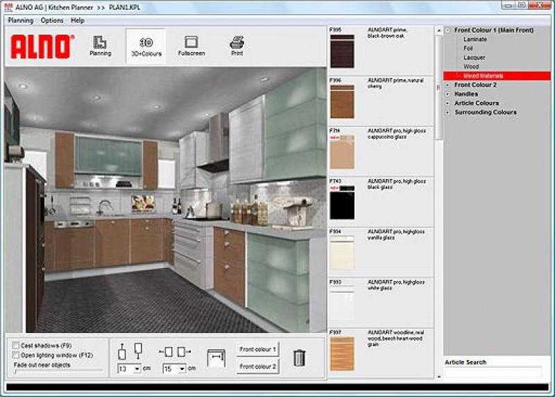 Alno Kitchen Planner 16d Wow Blog