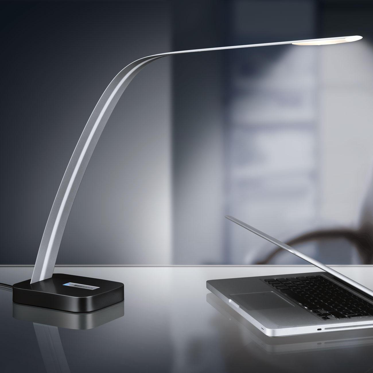 Acheter Lampe De Bureau DEL Lita Design En Ligne Pas Cher
