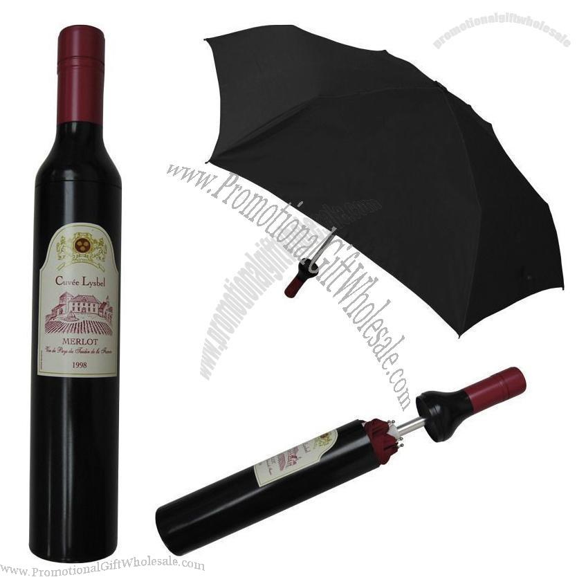 Wine Bottle Umbrella - Unique Business Gifts Factory ...