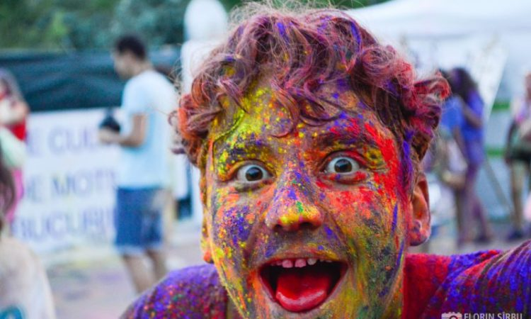 The Color Run Mamaia – 1 August 2015