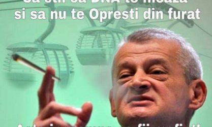 Sorin Oprescu și-a căutat-o!