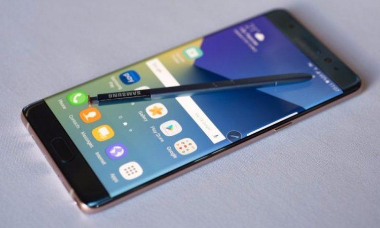 S-a lansat noul Samsung Galaxy Note 8