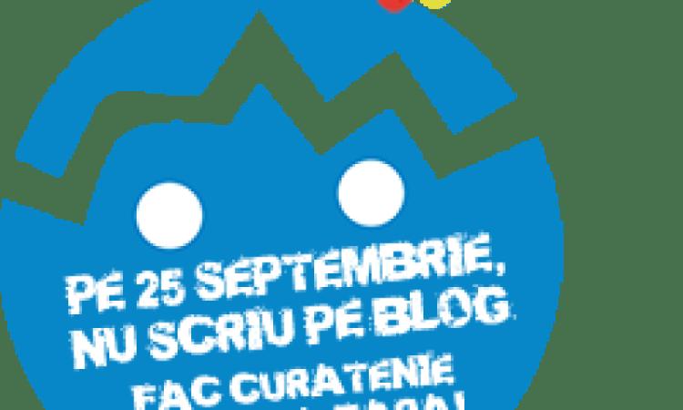 Let's Do It Romania caută voluntari la mare