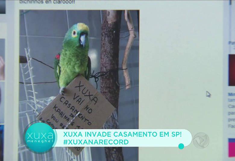 O vídeo viralizou e várias pessoas na internet começaram a pedir para Xuxa realizar o sonho do casal> Acesse o R7 Play e assista na íntegra a todos os programas da Record! Clique e experimente!