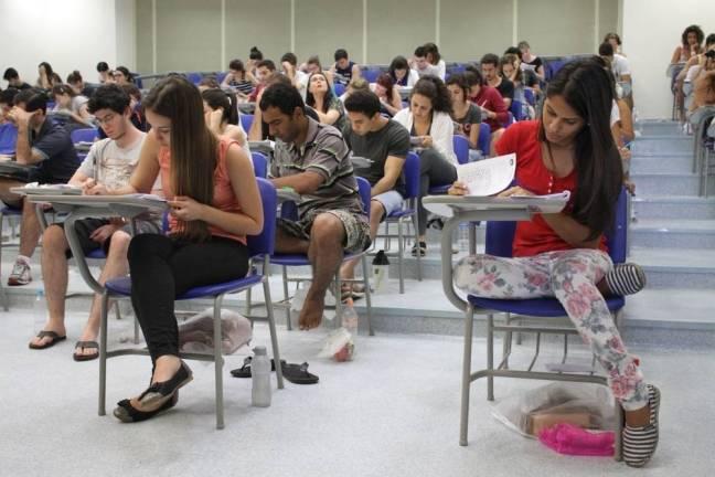 Exame é obrigatório para alunos da graduação