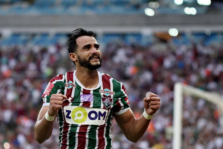 No Campeonato Brasileiro ele fez 18 gols