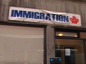 bureau d immigration international 911 a montreal