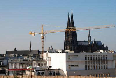 Is another religious dominant going to be built soon in Cologne?