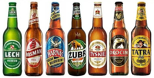 Top 10 World's Cheapest Beers 2017: 3. Beers in Poland