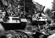 Invasión de la Unión Soviética y de los países del Pacto de Varsovia a Praga en el 68