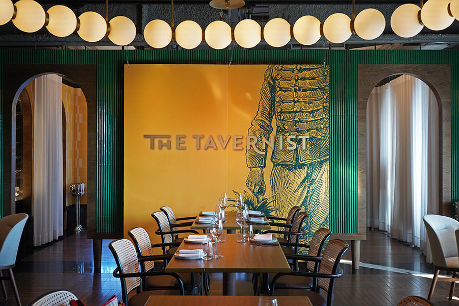 The Tavernist 台北金普頓酒店~名廚加持現代摩登料理,驚奇美食饗宴!!