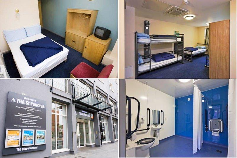Pancras-hostel