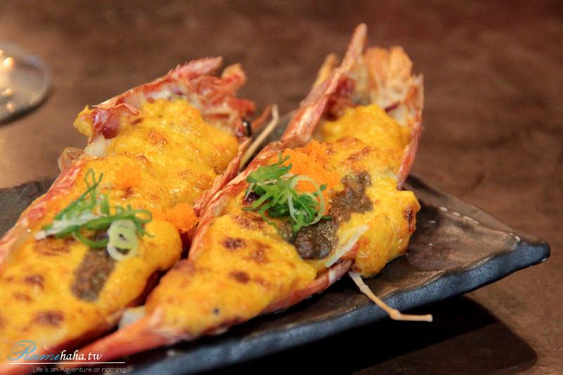 肥蝦蟹膏豐味-台北東區-日本料理-美食推薦-花酒藏