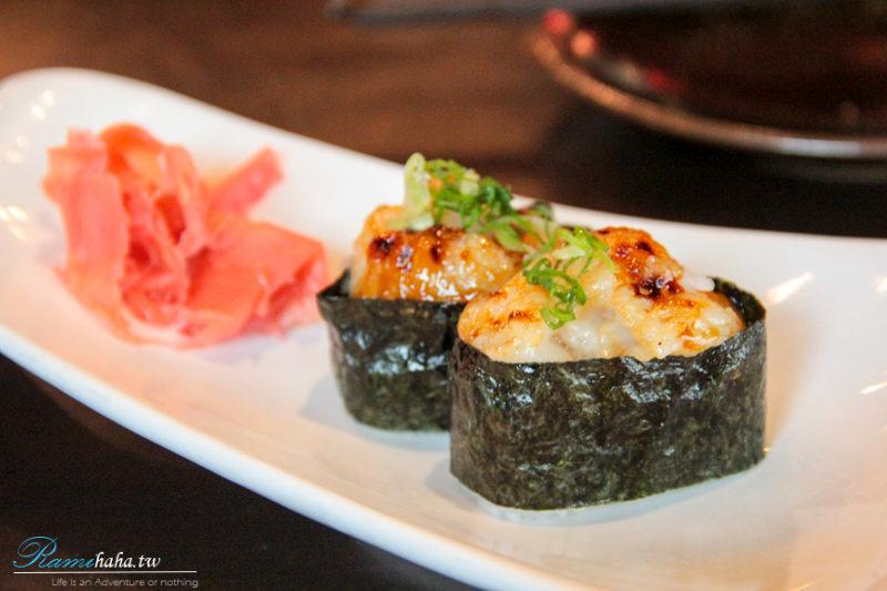 比目魚鰭邊肉握壽司-台北東區-日本料理-美食推薦-花酒藏