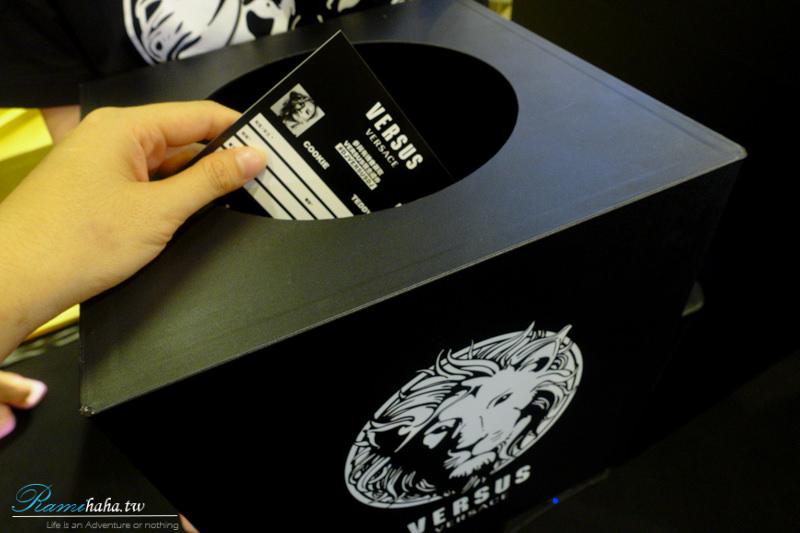 台北101,義大利精品,Versus,Versac,產品發表,百大DJ