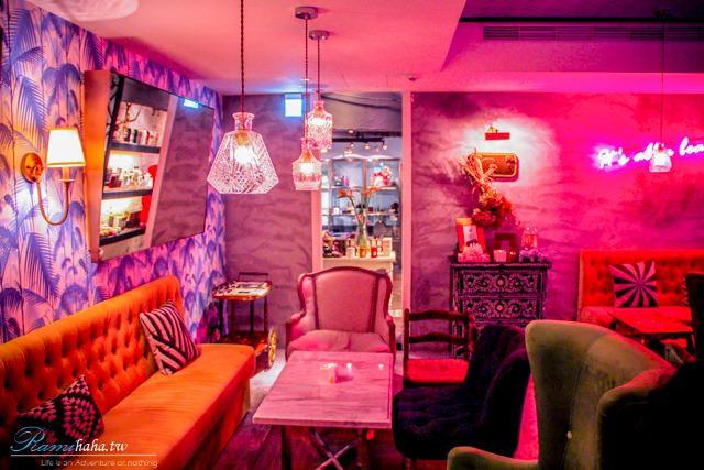 東區-時尚咖啡廳-CHLOECHN Cafe-整個氣氛很棒的咖啡廳