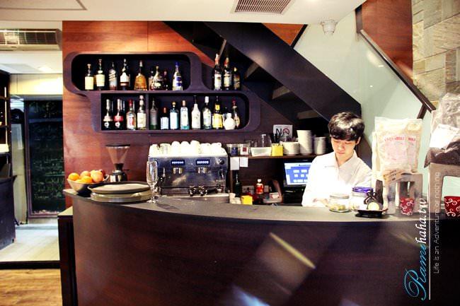 捷運美食-國父紀念館-板南線-義式餐廳-外國人開的店-甜點-早午餐-信義區-Osteria-Angie-食譜-義大利-義大利點餐