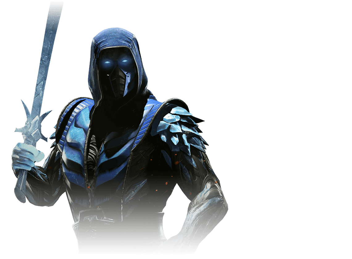 Injustice 2 Sub Zero Gear Stats Moves Abilities Amp Skin Costumes