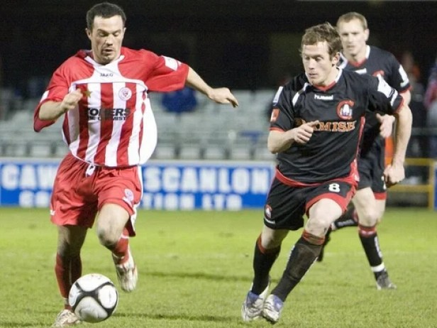 Sligo Rovers -v- Dundalk