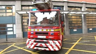 Fire Brigade - Over 20 tenders tackled blaze